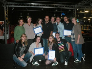 Remise diplomes BSV