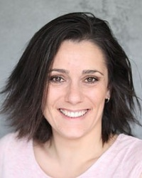 Marina Barthe, opticienne optométriste à l'ISO