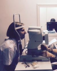 Stage optique en Chine - ISO