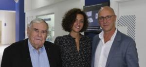 presidents secours populaire et fondation krys group chez ecole iso