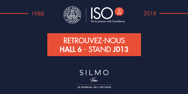 Silmo 2018 - stand ISO