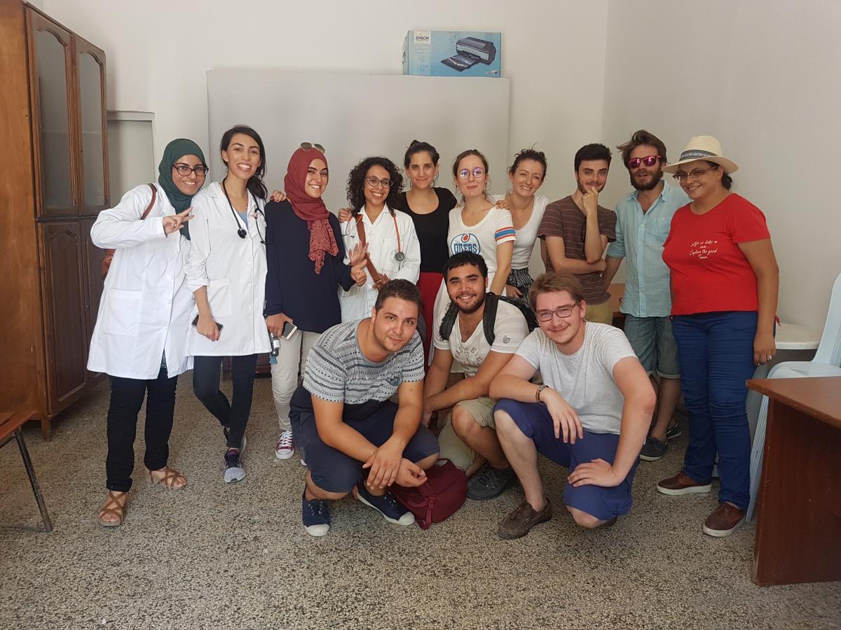 mission soleo tunisie
