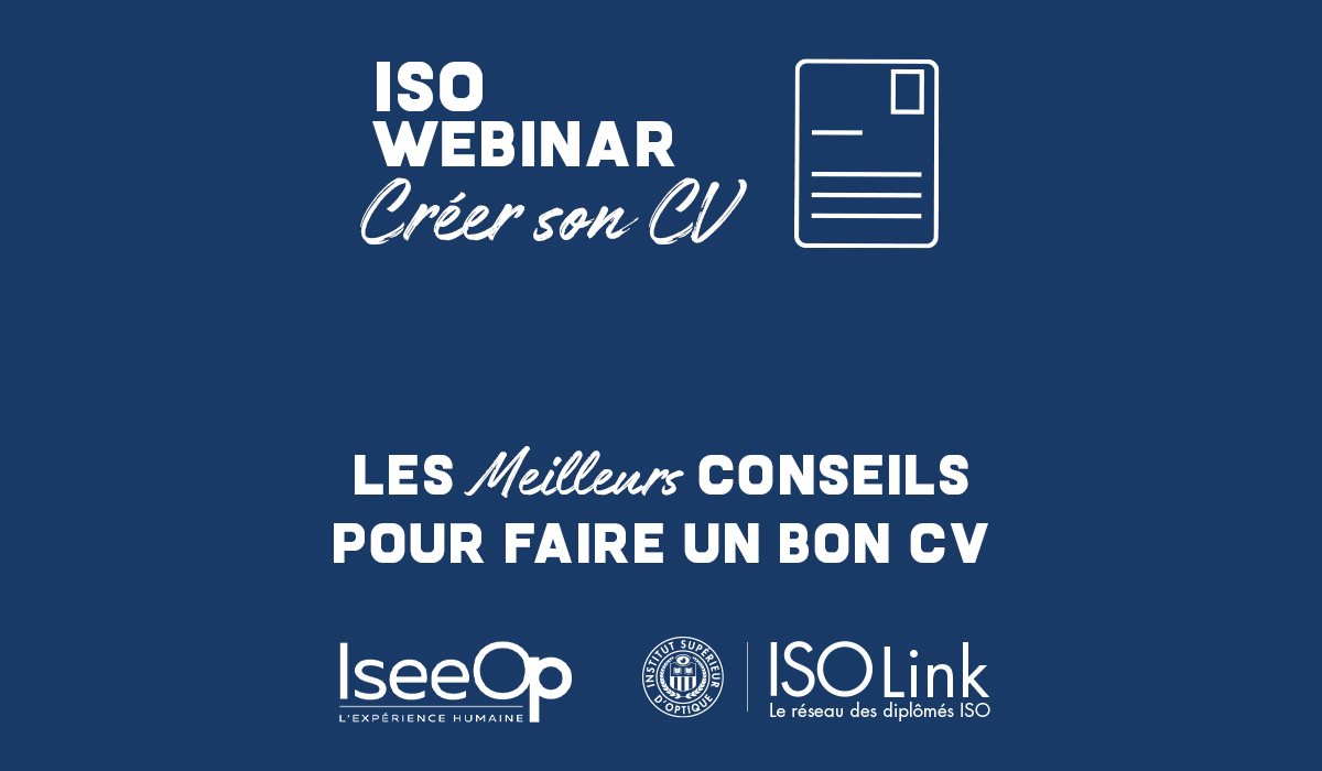 ISO-Webinar-Creer-CV-ISOLink