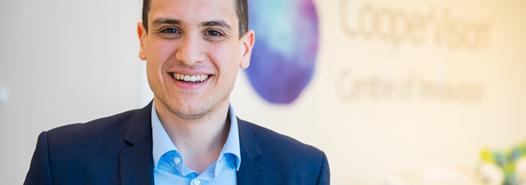 Interview de Mehdi Yahiani, diplômé de la Licence Professionnelle d'Optique