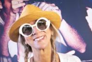 Sabine Be., créatrice et marraine de la promotion 2017 du Bachelor de Lunetier Créateur