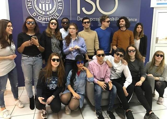 #MaMontureByISO : 10 influenceurs participent à un atelier de création de lunettes