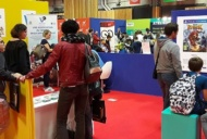 Les étudiants de l'ISO présents à la Paris Games Week