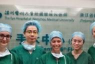 Stage clinique en Chine : un coup de cœur pour les étudiants en bac+3