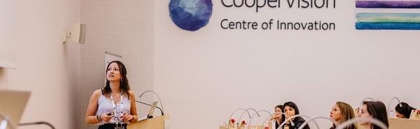 Concours « FORCE » de CooperVision : une étudiante de l'ISO sur le podium du classement européen