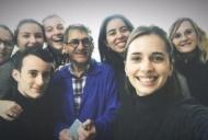 Voyage d'études : les étudiants du BLC au cœur de la lunetterie Made in France